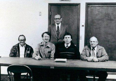 Town Council 1980-1981