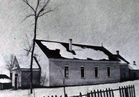 Millville Church 1877-1950